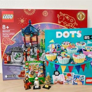 【レゴ購入品】1月22日発売のセットをゲット!!ミニフィグの結果はいかに!?