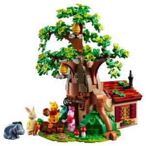 ついにレゴからプーさんが!!レゴアイデア Winnie the Pooh 21326