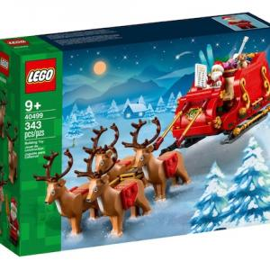 【10月1日発売!!】レゴ サンタのそり (Santa's Sleigh) 40499