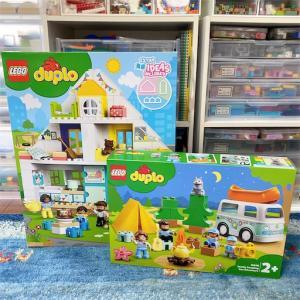 【レゴ購入品】ついにデュプロのお家を買ってしまった!!
