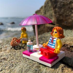2019年レゴ三昧の夏休み