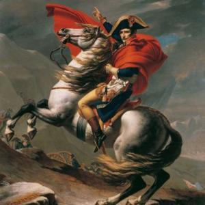 """今日はナポレオン!! """"8月15日_ナポレオンのバースデー(250歳)"""""""
