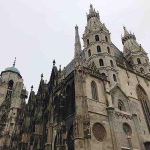 シュテファン寺院を見学@ウィーン - 2019.11 ドイツ・オーストリア一人旅 vol.28