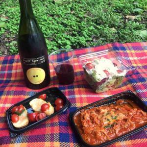 ソーシャル・ディスタンス 週末のひとりピクニック(外出自粛74日目)