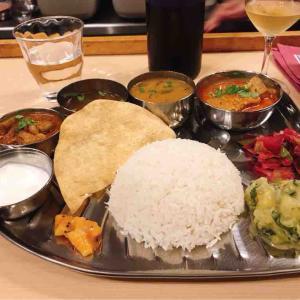 水曜夜だけの間借りミールス屋 スパイス食堂 umitoyama@とうきょうスカイツリー