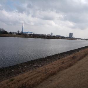 2020/2/17 中川釣行
