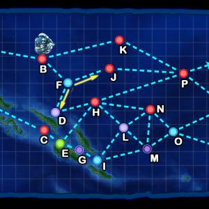 二期初の5-5攻略