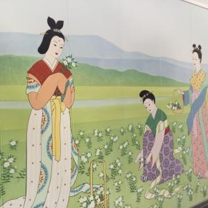 シンクロに従って、くすり学習館(滋賀県甲賀市)へ。