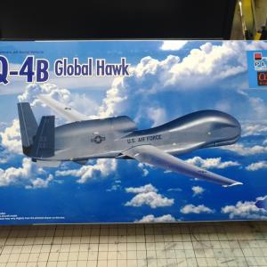 1/72 RQ-4B グローバルホーク その1