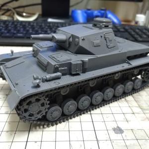 Ⅳ号戦車D型(ガルパン) その2