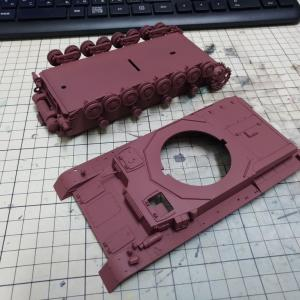 Ⅳ号戦車D型(ガルパン) その3