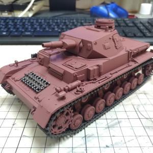 Ⅳ号戦車D型(ガルパン) その4