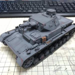 Ⅳ号戦車D型(ガルパン) その5
