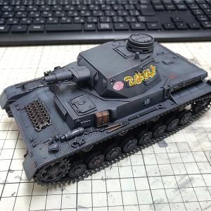 Ⅳ号戦車D型(ガルパン) その6