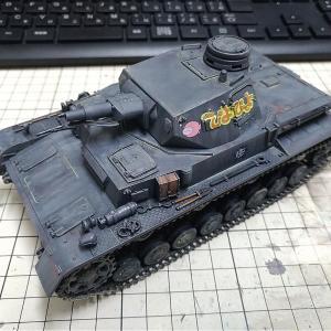 Ⅳ号戦車D型(ガルパン) その7