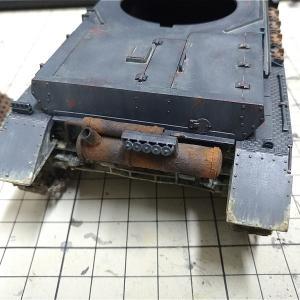Ⅳ号戦車D型(ガルパン) その9