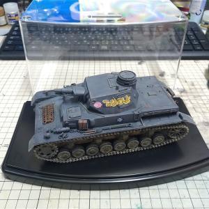 Ⅳ号戦車D型(ガルパン) その10 ※ベース製作1