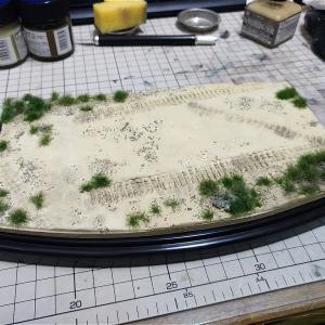 Ⅳ号戦車D型(ガルパン) その11 ※ベース製作2