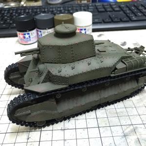 八九式中戦車甲型(ガルパン)その2