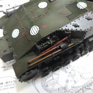 八九式中戦車甲型(ガルパン)その4
