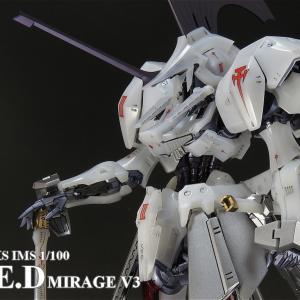 L.E.D.ミラージュV3 完成