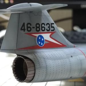 1/72 F-104J スターファイター その3