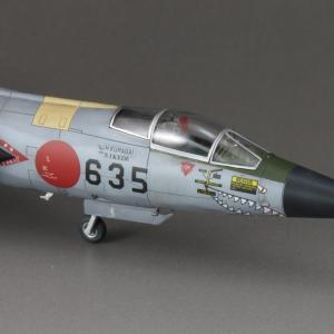 1/72 F-104J スターファイター 完成