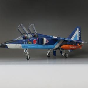 1/48 T-2 ブルーインパルス 完成