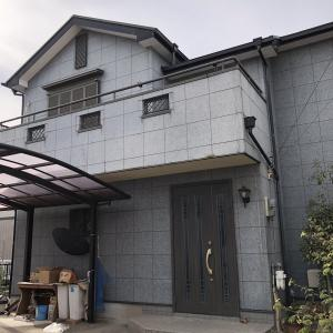 外壁塗装工事〜〜!👷♂️ in 泉州 岸和田市 ドアノブ工事 & アルミサッシ屋 ONEスタイル