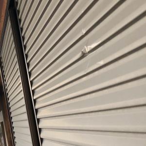 雨戸がーーー😰  in 泉州 岸和田市 鍵の交換 & アルミサッシ屋 ONEスタイル