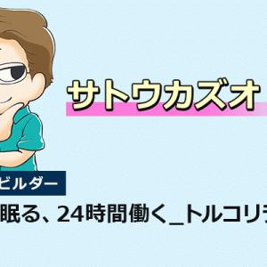 トライオート認定ビルダー「私は眠る、24時間働く_トルコリラ/円」
