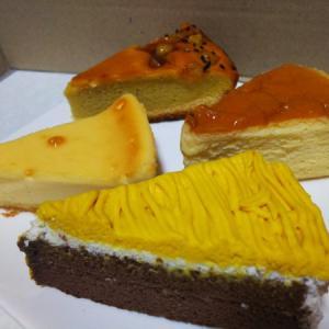 ケーキ食べまくり~♪
