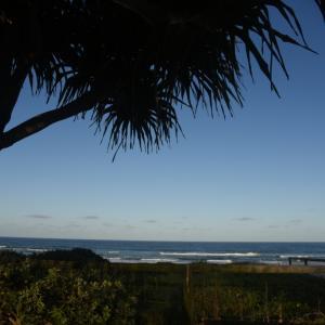 ゴールドコーストビーチ Beach part 3「Mermaid Beach」