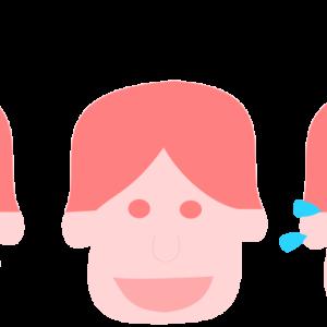 腹話術師としての名刺(センスが欲しいーー!)