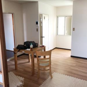 引っ越しが楽しみ!部屋割り決定。笑