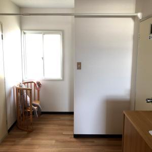 賃貸暮らしの小さな玄関(やっと片付けが出来た!)