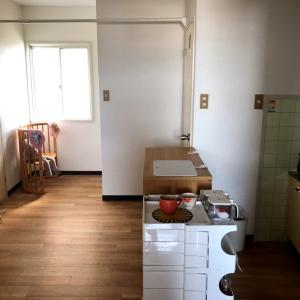 キッチンの片付けたい場所