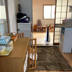 【目指せシンプルライフ】キッチン横の家具の配置に迷う話。