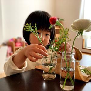 初体験!お花の定期便