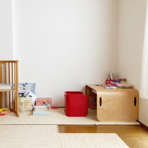 3歳の机と椅子と、学習机を買うタイミング