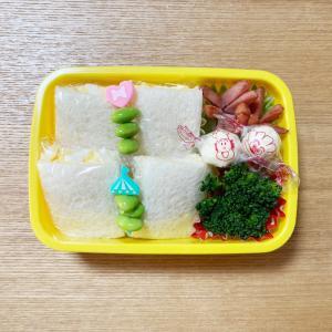 毎日幼稚園お弁当って修行やな。