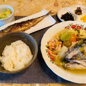 やっぱり美味しい!*★新米★*to*◆秋刀魚◆*