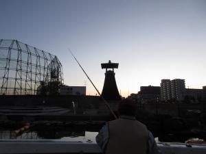 釣り人家鯛サビキ 坊主でなくてよかった。