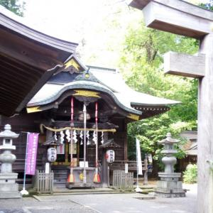 【ブログ】出生地近くの神社へ