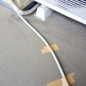 【台風19号】玄関にも浸水対策