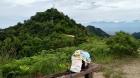 令和2年7月、笠松山・世田山を、 縦走 してきました。