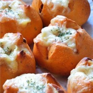応用>トリプルチーズトマト