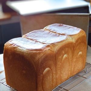 生のまま何も付けずに@生クリーム食パン