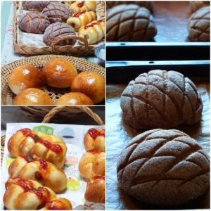 ご案内@9月のパン教室 開催日とメニュー