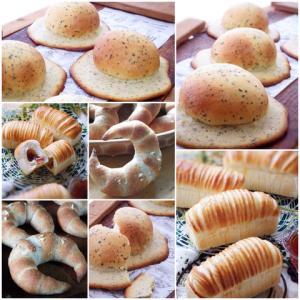 ご案内@7月.8月のパン教室
